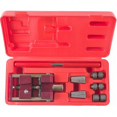 Licota ATA-0061 Набор для развальцовки тормозных трубок тисочного типа, проф.