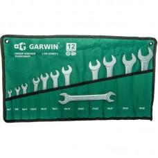 GARWIN GR-ODK01 Набор ключей рожковых 12 предметов 6х7-30х32 мм