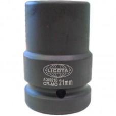 "Licota AQ8022D Головка ударная футорочная глубокая 1"", 22 мм"