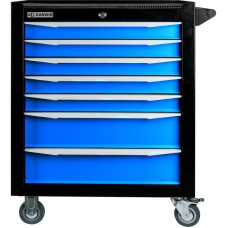 GARWIN 001017-5015 Тележка инструментальная серии Standart 7 полочная синяя