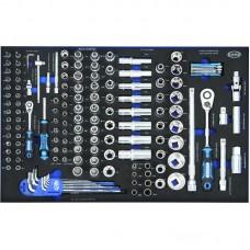 Licota ACK-E38101 Набор инструментов в ложементе 148 предметов