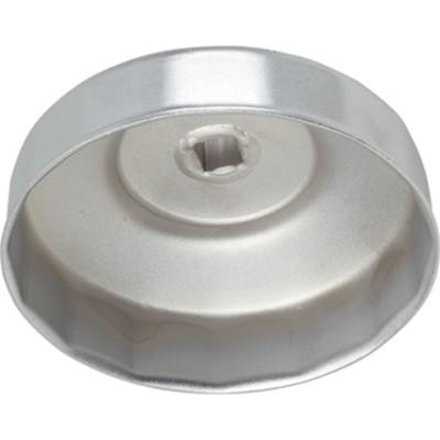 """Licota ATA-0418C Съемник масляных фильтров """"чашка"""" 74 мм 14 гр."""