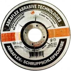 Abraflex УТ0007754 Круг зачистной 115x6,0x22,23 A24 S-BF27 металл