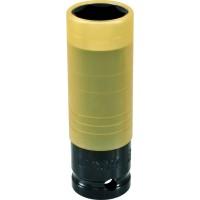 """Licota ANS4019L-HT Головка торцевая ударная глубокая тонкостенная 1/2"""" 19 мм, особо прочная"""
