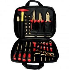 GARWIN GSK-0926 Набор инструментов искробезопасных 26пр., в сумке