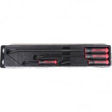 Licota ATG-6144 Набор монтажек с красной рез. ручкой 200-600 мм 4пр