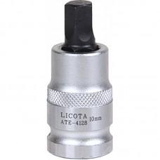 """Licota ATE-4128 Головка торцевая 1/2"""" с 5-гранной вставкой 10 мм PSA"""