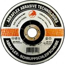 Abraflex УТ0007755 Круг зачистной 150x6,0x22,23 A24 S-BF27 металл