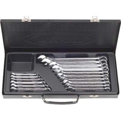 Licota AWT-ERSK06 Набор ключей комбинированных 16 предметов 6-24 мм в металлическом ящике