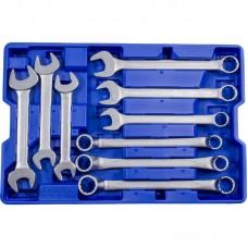 Licota ACK-B1004 Набор ключей комбинированных, рожковых, накидных, 24 - 32 мм, в ложементе, 9 пр.