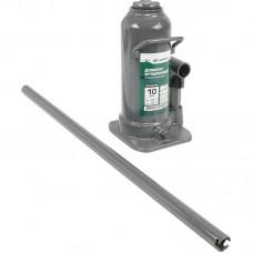 GARWIN GE-WJ010A Домкрат бутылочный профессиональный г/п 10 т, 230-476 мм