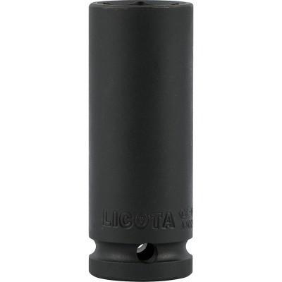"Licota A4019L Головка торцевая ударная глубокая 1/2"" 19 мм"