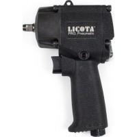 """Licota PAW-040573 Гайковерт пневматический ударный 3/8"""" 430 Нм (44,3 кГм), суперкомпактный, twin hammer"""