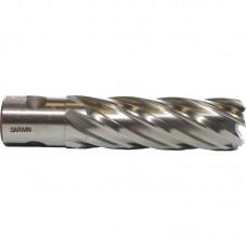 GARWIN 102810-22 Корончатое сверло 22 мм, универсальный хвостовик, HSS, Lap50 мм