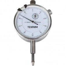 ТЕХРИМ T050022 Индикатор часового типа ИЧ 0-10 0,01 с уш., ГОСТ 577-68