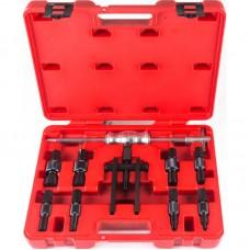 Licota ATA-0198A Набор для снятия подшипников цанговый с обратным молотком
