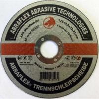 Abraflex УТ0007281 Круг отрезной 125x2,5x22,23 A30 S-BF41 мет