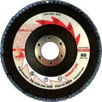 Abraflex УТ0008251 Круг лепестковый торцевой 125х22 FLD-10 INOX P60