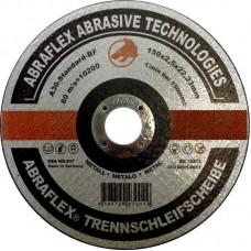 Abraflex УТ0007510 Круг отрезной 150x2,5x22,23 A30 S-BF41 мет