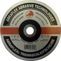 Abraflex УТ0007512 Круг отрезной 180x2,5x22,23 A30 S-BF41 мет/нерж