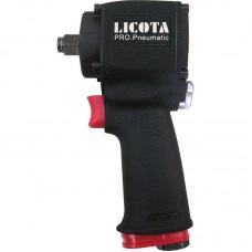 """Licota PAW-04055C3 Гайковерт пневматический ударный 3/8"""" 610 Нм (53,4 кГм), ультра-компактный"""