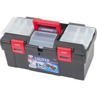 Licota TB-905 Ящик инструментальный пластиковый с органайзером, средний, 445х240х205 мм