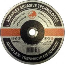 Abraflex УТ0007366 Круг отрезной 230x1,8x22,23 A30 S-BF41 мет/нерж