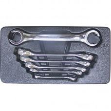 Licota ACK-274007 Набор ключей разрезных 6 - 24 мм в ложементе, 6 пр.