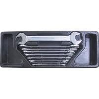 Licota ACK-384005 Набор ключей рожковых 9 пр. 6 - 23 мм, в ложементе