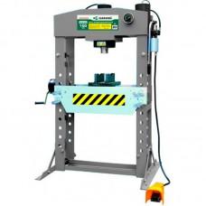 GARWIN GE-SP100A Пресс пневмогидравлический 100 т
