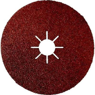 Abraflex УТ0007929 Фибровый диск FD 125х22 P80