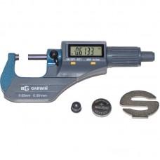 GARWIN GMG-MK2550 Микрометр электронный МКЦ-50, 50 мм - 0,001, ГОСТ 6507-90