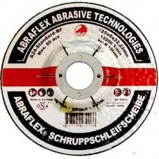 Abraflex УТ0007464 Круг зачистной 125x6,0x22,23 A24 S-BF27 металл