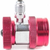 """Licota ATL-9006 Адаптер красный 1/4"""" для двухвентильного манометрического коллектора"""