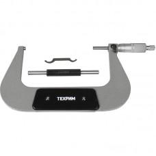 ТЕХРИМ T050010 Микрометр МК-150, 150 мм - 0.01 КЛ.1, ГОСТ 6507-90