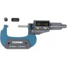 ТЕХРИМ T050012 Микрометр МКЦ-50, 50 мм - 0,001, ГОСТ 6507-90
