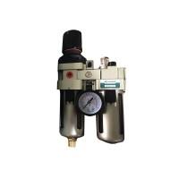 GARWIN 807660-14-5 Модульная группа для подготовки воздуха с регулятором давления и манометром, 1/4, 5 мкм.