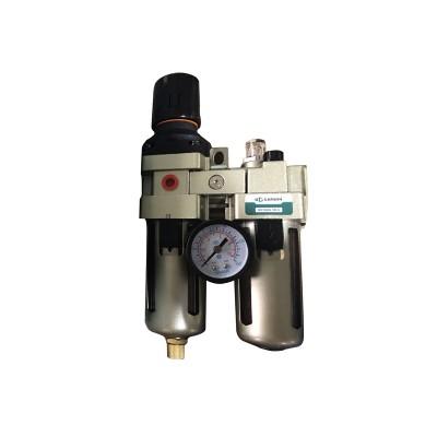 """GARWIN 807660-38-5 Модульная группа для подготовки воздуха с регулятором давления и манометром, 3/8"""", 5 мкм."""