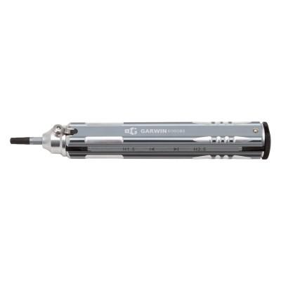 GARWIN 636082 Отвертка для точной механики с двусторонними жалами, 12 в 1