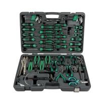 GARWIN 641015 Набор ручных инструментов 55 предметов