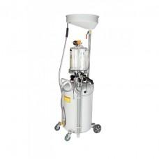 GARWIN 036015-80 Установка для слива масла с колбой и щупами 80 л